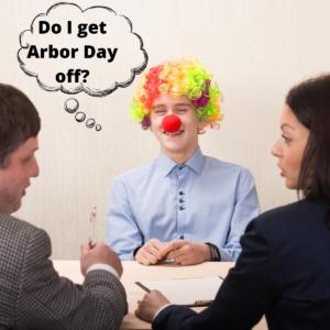 Marketing Recruiting Clown